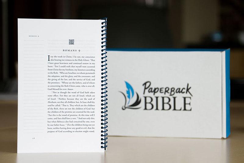 SermonAudio | Paperback Bible